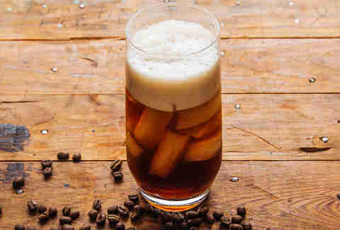 Rum Iced Coffee